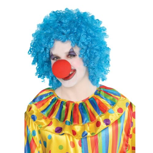 Jumbo Red Circus Clown Nose Large Huge Womens Mens Fancy Dress Accessory
