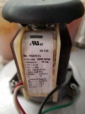 Fasco 70581513 Draft Inducerpool Heater Combustion Blower Motor