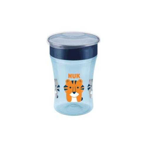 Farben NUK Evolution Magic Cup mit Schutzdeckel in div