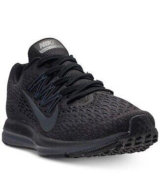 Men's Nike ZOOM WINFLO 5 (4E) BLACK/ANTHRACITE AV8011-002 ...