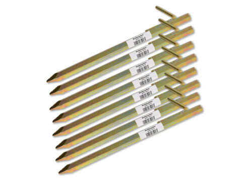 Floor Anchor 30cm Stakes Peg Ground Spike of Construction Nail Tent 303