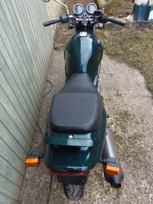 Kawasaki, ER 5, ccm 500