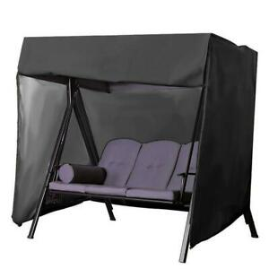 Courtyards-Swing-Hanging-Seats-Dust-proof-Waterproofs-Sun-Protections-Covers-New