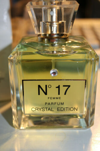 JACQUES BATTINI N°17 Crystal Edition für Damen, 100ml / NEU & OVP! *** TOP ***  c5rMw aqddn