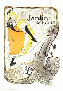 CP Postcard Poster Advertising Jane April Edit Clouet 10143