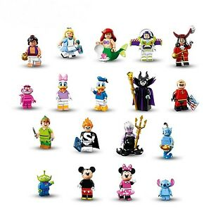Lego-Minifigure-Figurine-71012-Disney-Series-Choose-Minifig-NEW