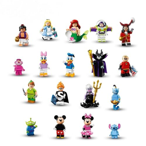 Lego ® minifigure 71012 figurine disney series choose polybag new