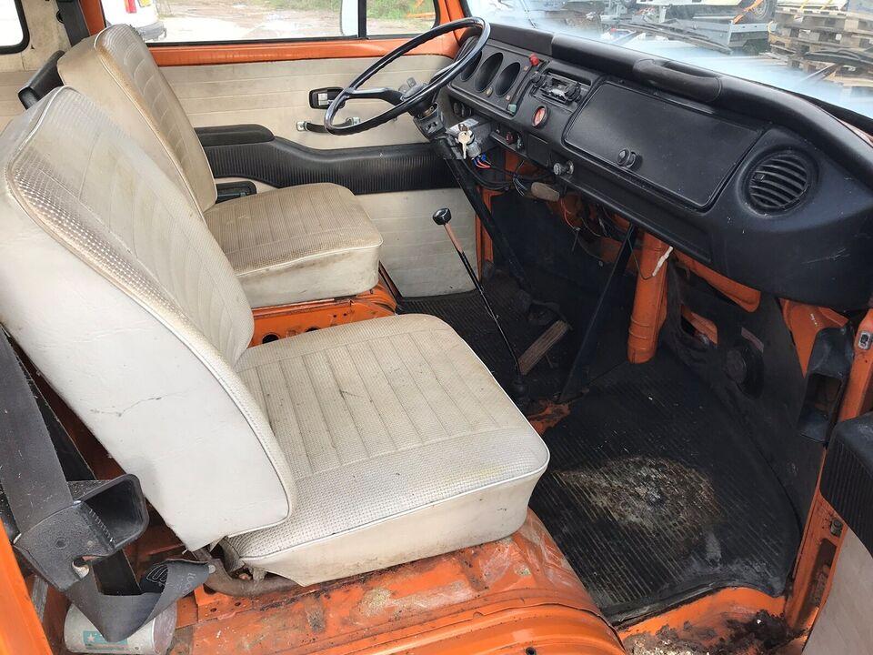 VW Transporter, 2,0 Kombi, Benzin