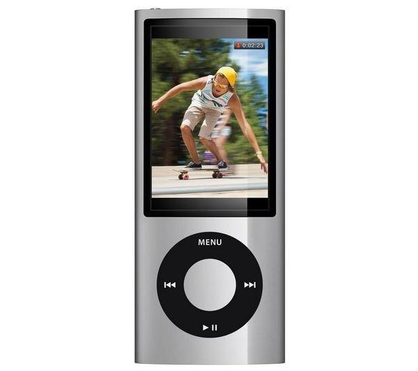 Apple Ipod Nano 5th Generation Silver 16 Gb For Sale Online Ebay