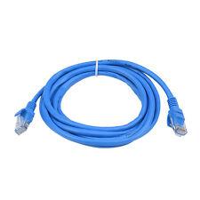 1.5M Blue External Outdoor Network Ethernet Cable Cat5e 100% Copper RJ45