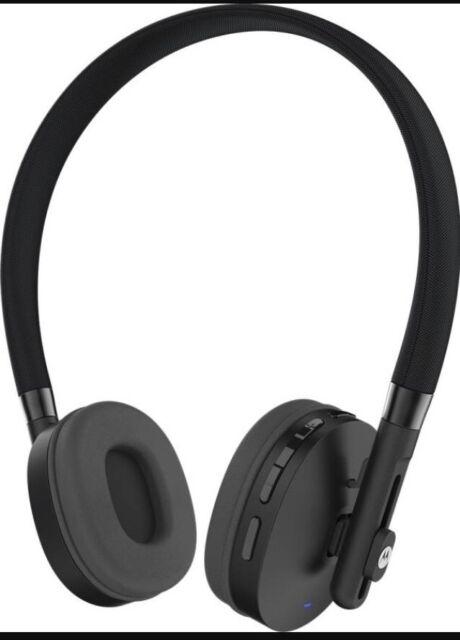 7bcc9c05959 Original Motorola Moto Pulse Bluetooth Stereo Wireless Headphones ...