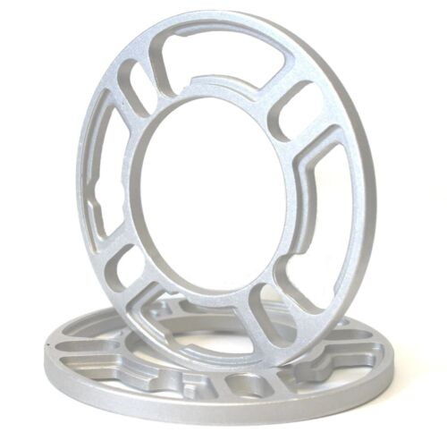 10mm voiture roue en alliage entretoises Adaptateur plaques shims 4 /& 5 stud FORD euro fit