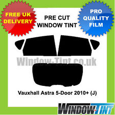 PRE CUT CAR WINDOW TINT KIT Vauxhall Astra 5-Door 2010+ (J)