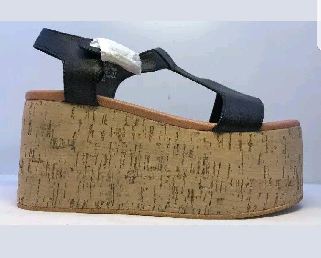 Zapatos De Campbell Tacón Alto Jeffrey Campbell De Mujer Negro EU 39 fab174