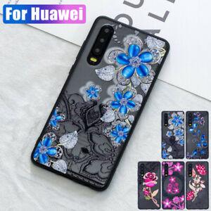 coque fleur huawei p30 pro