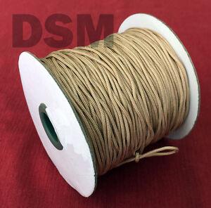 300 Ft 1 8mm Tan Window Blind Cord String Roman Shades