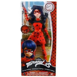 Miraculous-Daring-Ladybug-10-5inch-Action-Figure-Original-Bandai-New-In-Box