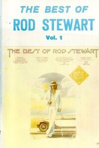Rod Stewart .. The Best Of  Vol 1. Import Cassette Tape