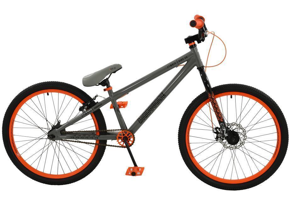 Zombie Airbourne 25-9 25-9 25-9 Gearing BMX Dirt Jump Vélo Main soudés 24