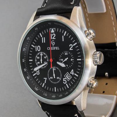 Herren Armbanduhr Cheifel Quarz | eBay