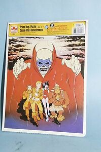 MINT-RARE-Vintage-1986-Filmation-039-s-Ghostbusters-FRAME-TRAY-PUZZLE