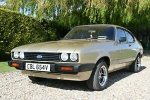 Ford Capri 3.0S . Professionally Restored by marque experts . Stunning Car