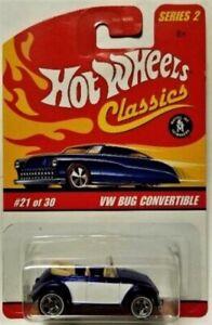2006 Hot Wheels Classics - Series 2 - VW Volkswagen Bug ...