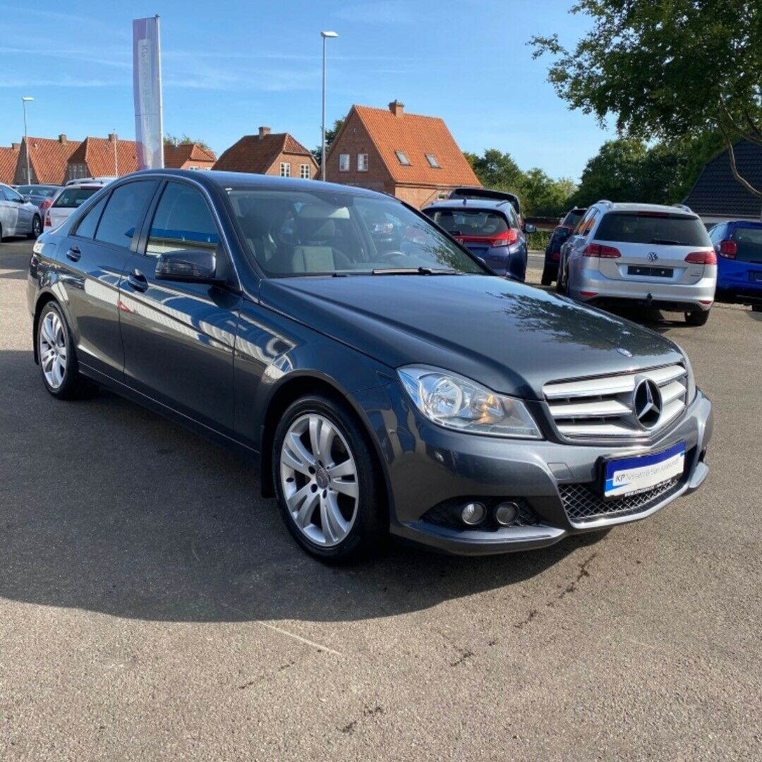 Mercedes C220 2,2 CDi BE Edition 4d - 159.900 kr.