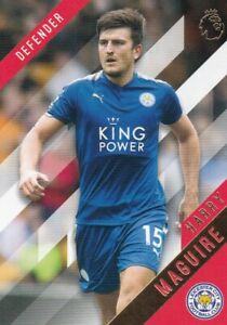 2017-18-Topps-Premier-League-or-Football-Cartes-a-Collectionner-60-Harry