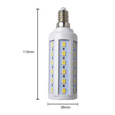 5630 42 SMD LED Corn Bulb CREE EPISTAR E14 8W Power lamp 3200K 6500K white light