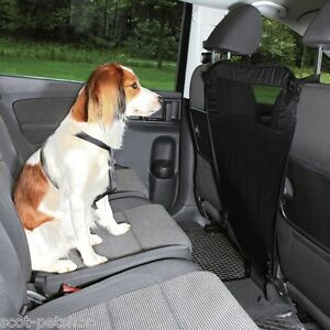 NEW Car Safety Partition Prevents Dog From Front Of Car