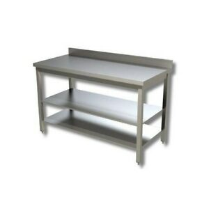 Mesa-de-190x60x85-430-de-acero-inoxidable-sobre-piernas-estanteria-planteadas-re