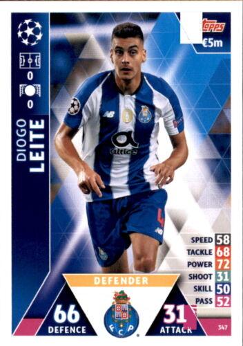 Topps-Champions League 2018//19 trading cards tarjetas individuales 235-443 para escoger