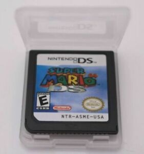 New-Super-Mario-64-Game-Card-For-Nintendo-3DS-NDSL-DSI-DS-XL-Christmas-Gift
