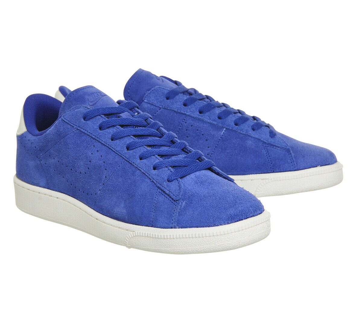dbf1329e30a Nike 829351 400 Tennis Classic Cs Suede mens Sneakers shoes bluee Size 8.5  nnoiiy2809-Athletic Shoes