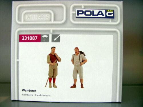 Pola G 331887 2 Wanderer Figuren G