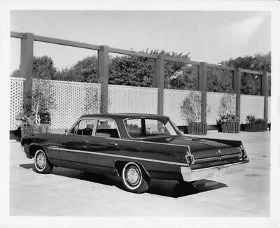 Vintage 1963 Oldsmobile Dynamic 88 Fiesta Advertising Postcard