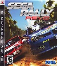 PlayStation 3 Sega Rally Revo VideoGames