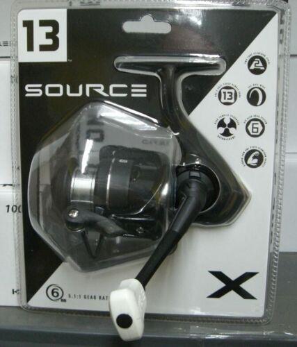 13 pêche One 3 source X 4000 Spinning Reel Nouveau #SORX4000 Free USA livraison!