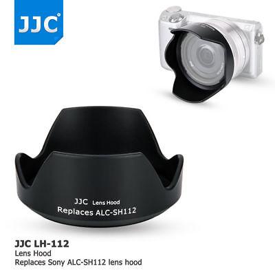 ALC-SH112 Lens Hood Sun Shade for Sony NEX-5 NEX-3 18-55mm f//3.5-5.6 16mm f//2.8