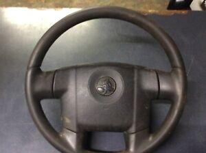 Holden-Rodeo-RA-2007-08-Leather-LT-Steering-Wheel