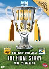 AFL - The Final Story - 1991 Grand Final (DVD, 2011, 2-Disc Set) NEW