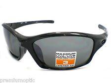 BLOC Sunglasses DAYTONA Jet Black / Grey Smoke X60N **WARRANTY**