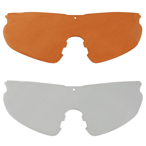 2 Wechselgläsern orange clear SWISS EYE Raptor green Sportbrille Sonnenbrille