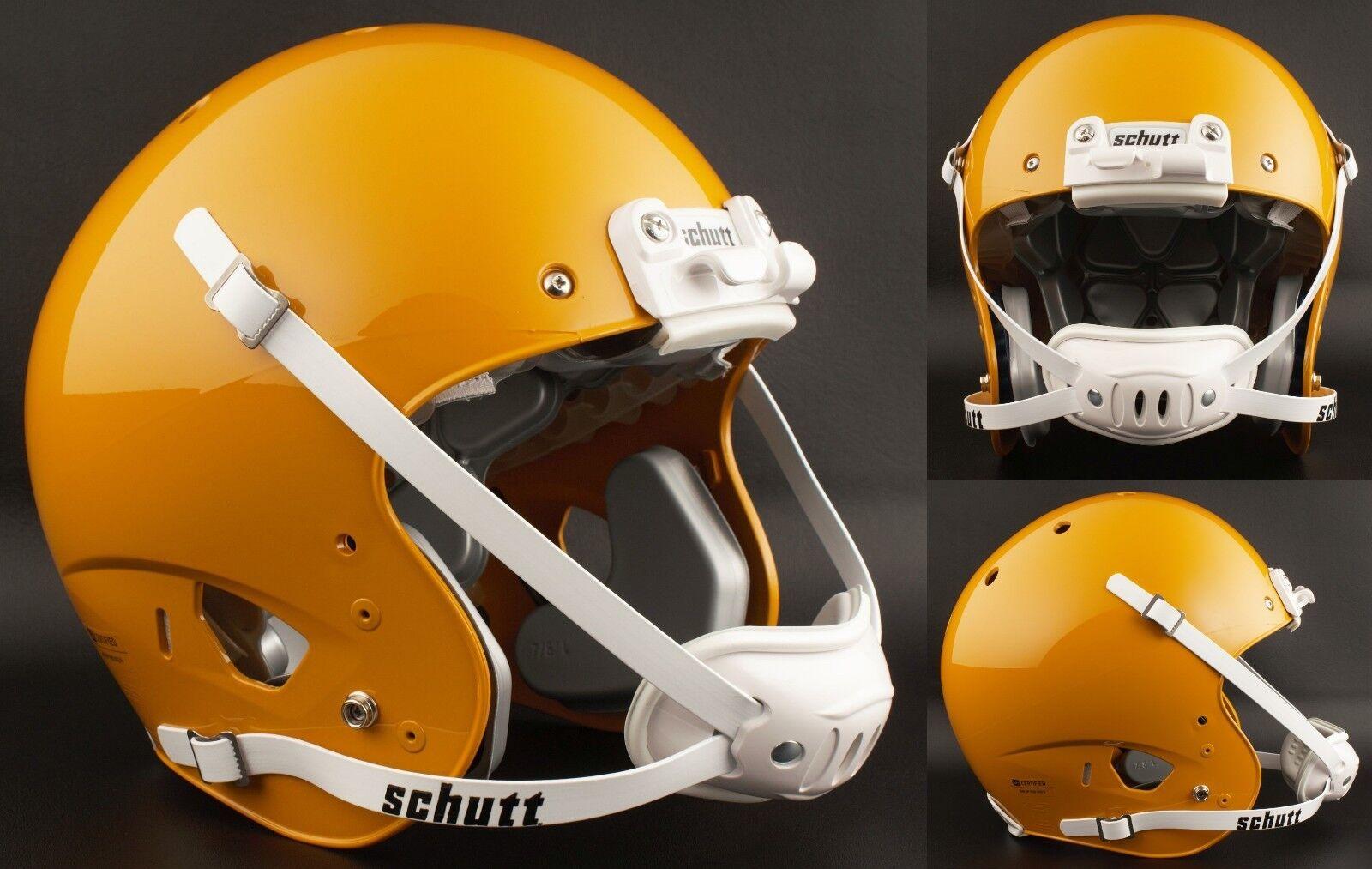 NEW Schutt AiR XP Pro VTD II Football Helmet ADULT LARGE color  SUNFLOWER gold