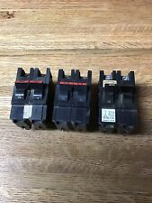 One Federal Pacific 20 Amp 2 Pole Type Na Stab Lok Circuit Breaker Free Shipping