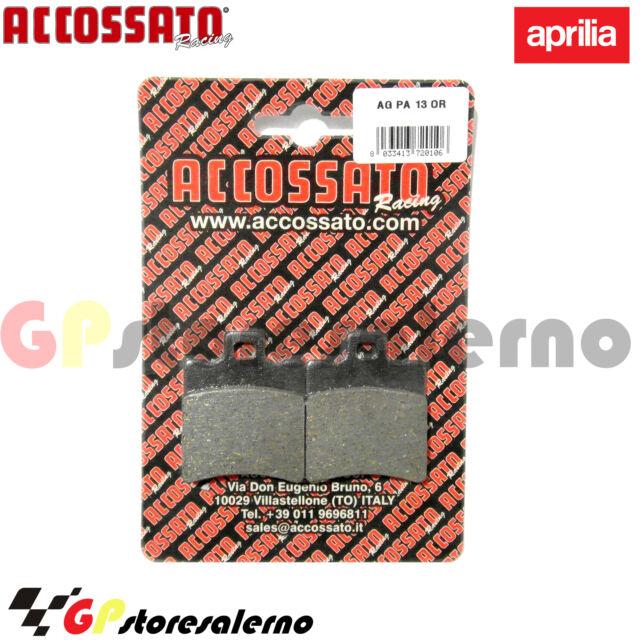 2012 50 Accossato Pastiglia Freno per APRILIA  RS-4 50