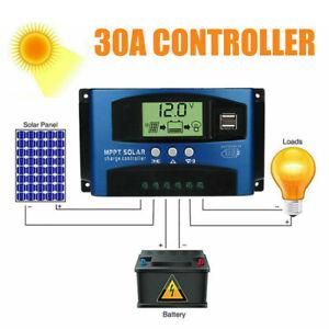 Controleur-Laderegler-du-regulateur-de-Regler-solaire-MPPT-12-24V-30A-Outil-FR