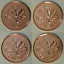 1992-1998-1999-2000-Canada-1-Cent miniature 1