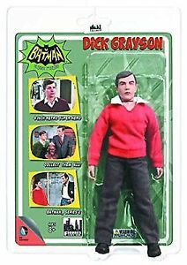 "Surf/'s Up Barbara Gordon Batman TV Series 1966 retro 8/"" action figure moc"